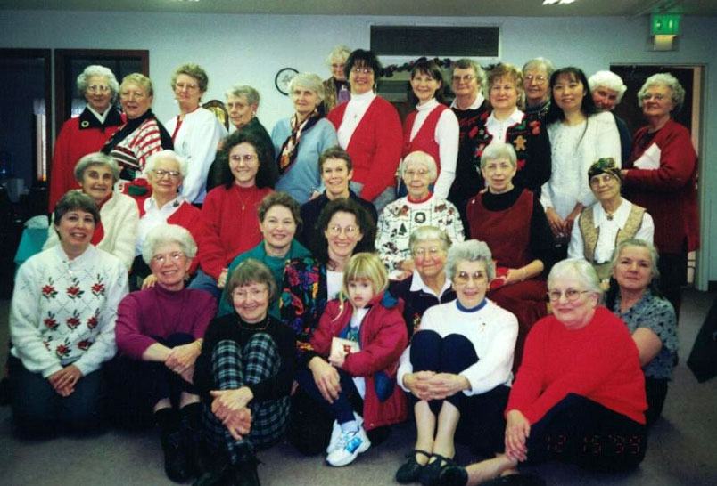 QCH Members 2000