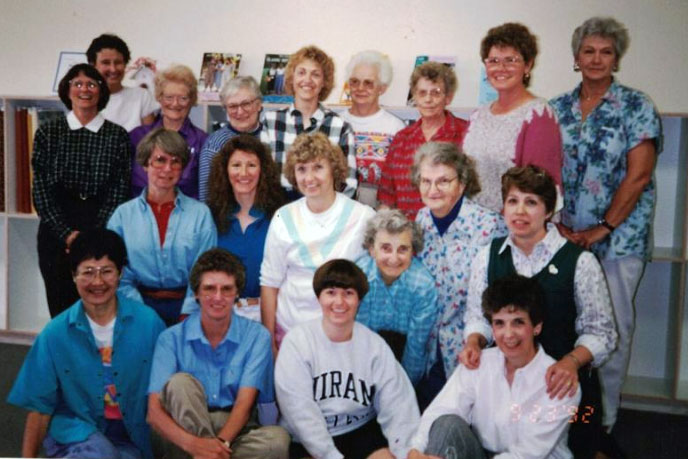 QCH Members 1992